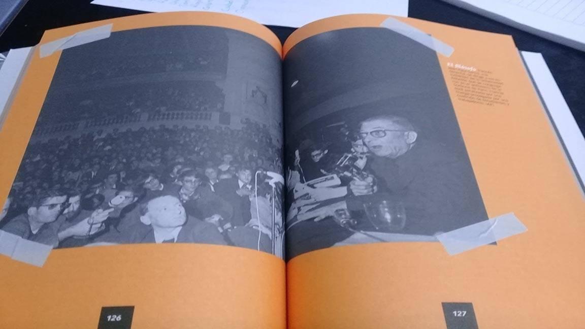 Algunas paginas del libro