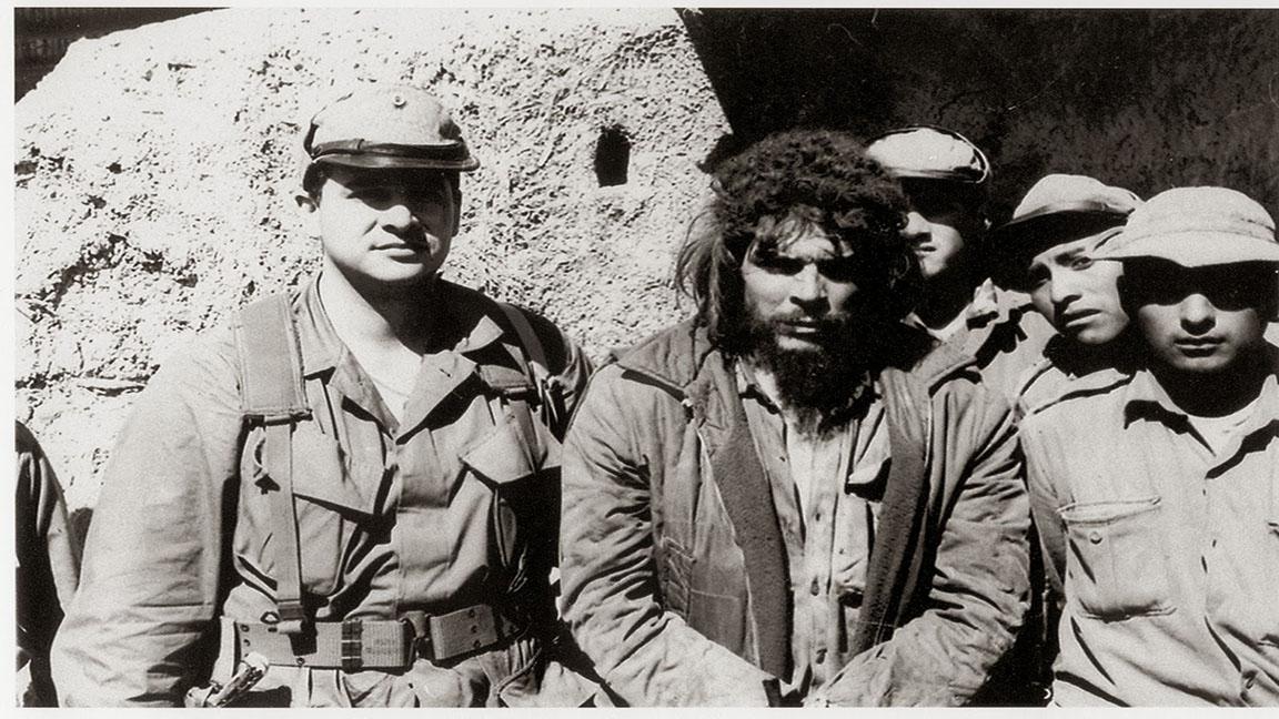 Le detención del Che